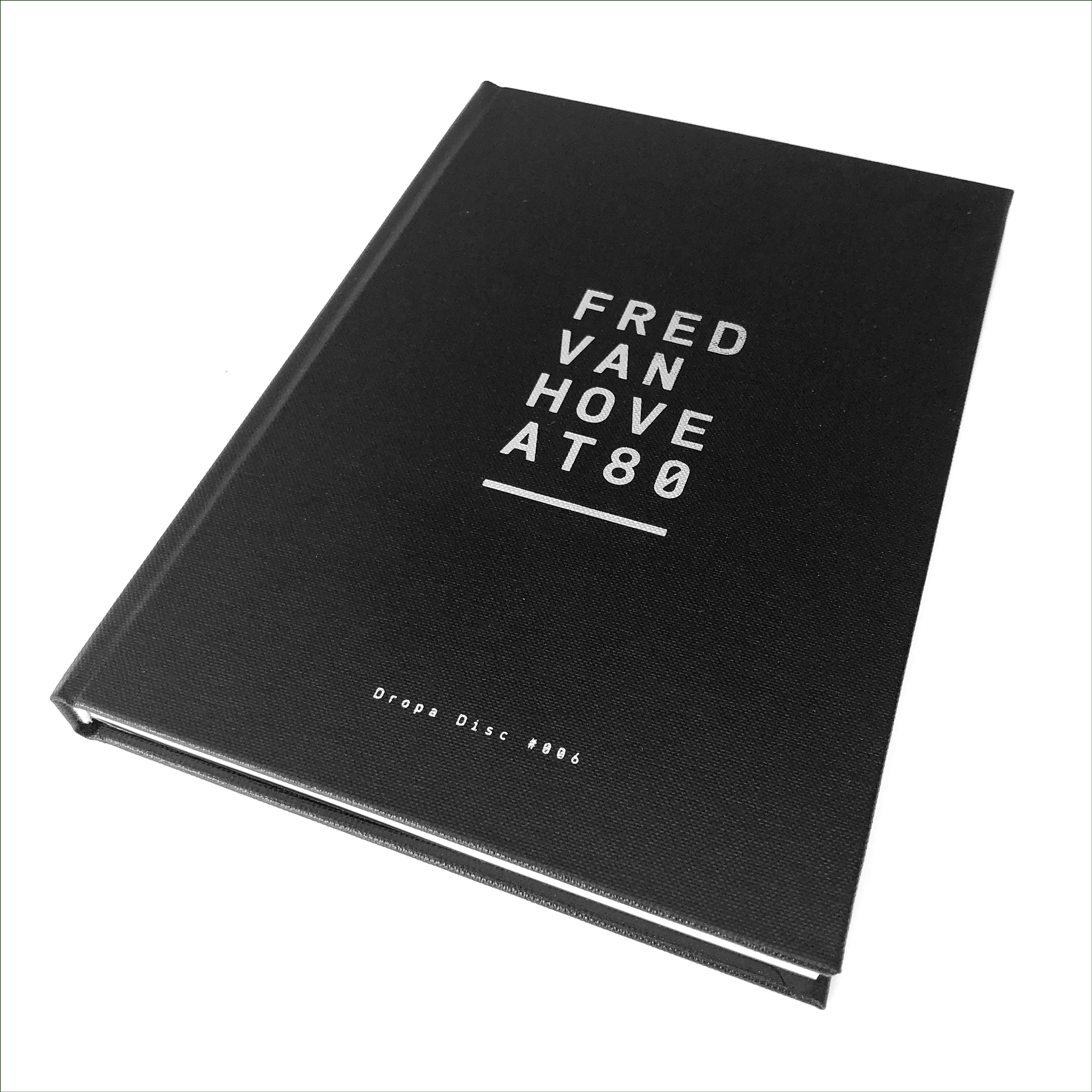 Fred Van Hove At 80 (boek + 3cd)