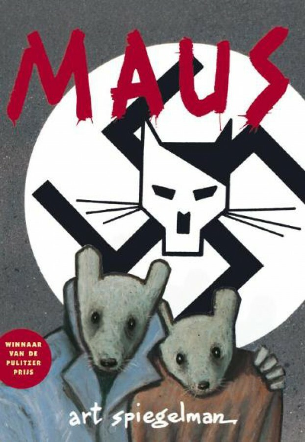 MAUS compleet - graphic novel